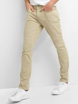 Gap Color Jeans in Skinny Fit with GapFlex Max