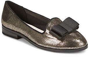 Anne Klein Women's Dakodah Metallic Loafers