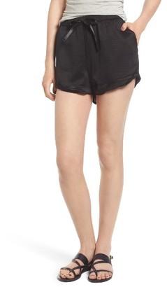 Women's Hinge Drawstring Shorts $49 thestylecure.com