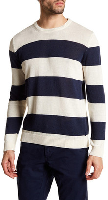 GANT Barstriped Sweater $145 thestylecure.com