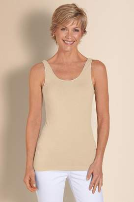 Soft Surroundings Seamless Essential Tank