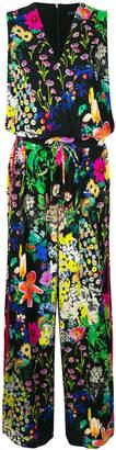 Etro floral printed jumpsuit