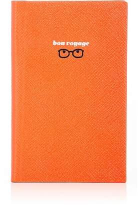 "Smythson Bon Voyage"" Panama Notebook"