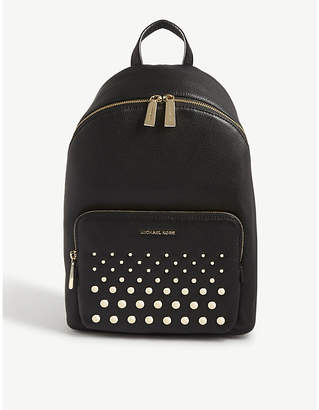 MICHAEL Michael Kors Wythe large grained leather backpack