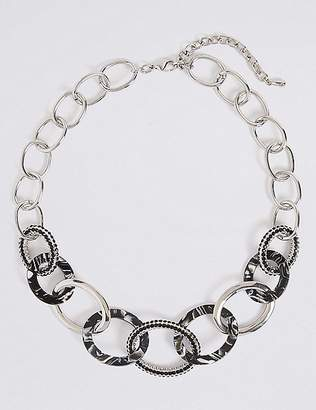 Marks and Spencer Mixed Link Necklace