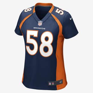 NFL Denver Broncos Game Jersey (Von Miller)Women's Football Jersey