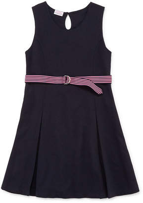 Izod EXCLUSIVE Sleeveless Belted Knit Dress - Girls 7-16 and Plus