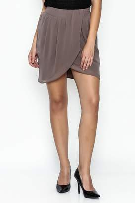 Gentle Fawn Tulip Front Skirt