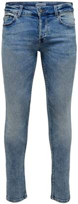 ONLY & SONS Slim-Fit Stretch Jeans