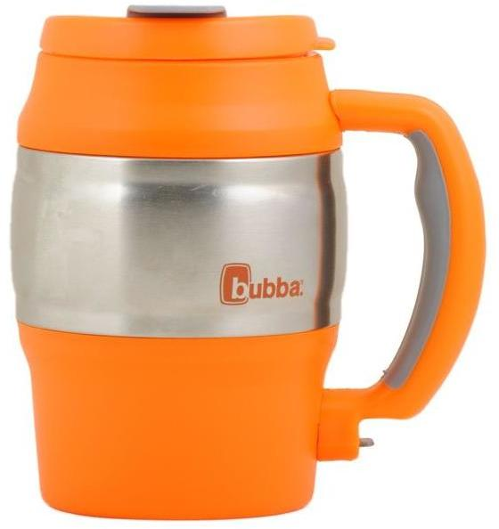 Bubba 20 oz. (591 mL) Insulated Double Walled BPA-Free Mug with Stainless Steel Band