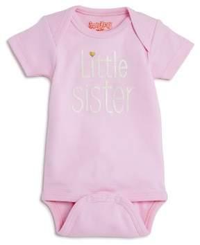 Bloomingdale's Sara Kety Girls' Little Sister Bodysuit, Baby - 100% Exclusive