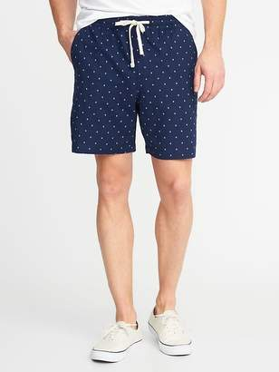 "Old Navy Built-In Flex Drawstring Jogger Shorts for Men (7"")"