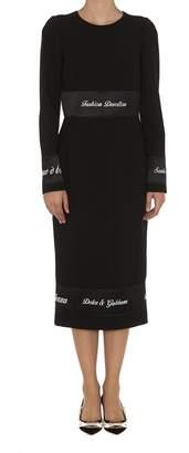 Dolce & Gabbana L'amore E' Bellezza Dress