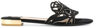 Salvatore Ferragamo cut-out sandals