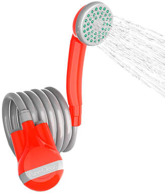 Pure Clean Battery-Powered Handheld Portable Shower Cleaning System
