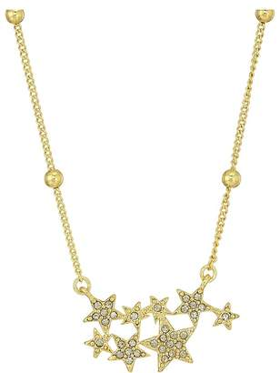House Of Harlow Star Cluster Dainty Necklace Necklace