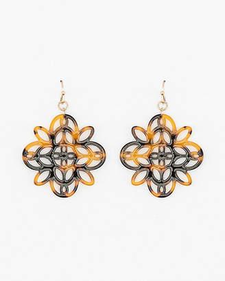 Le Château Snowflake Earrings