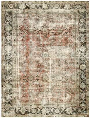 Nalbandian Mahal Hand-Woven Wool Persian Rug