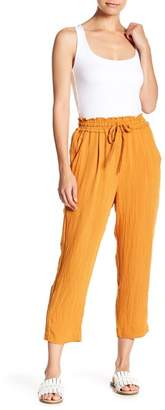 LoveRiche Cropped Straight Leg Pants