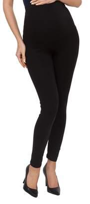 Zeta Ville Fashion Zeta Ville - Womens Maternity Elastic Pants Leggings Stretch Waistband - 975c (