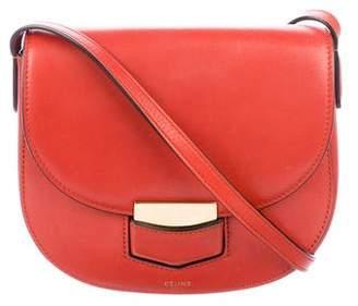 Celine 2016 Small Trotteur Crossbody Bag