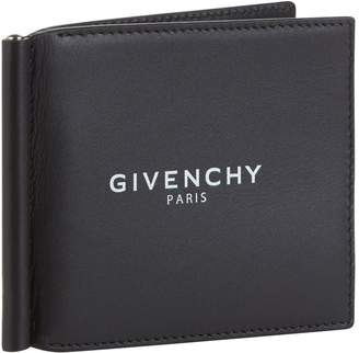 Givenchy Money Clip Wallet