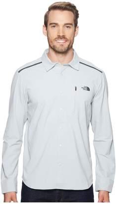 The North Face Alpenbro Long Sleeve Woven Shirt Men's Long Sleeve Button Up