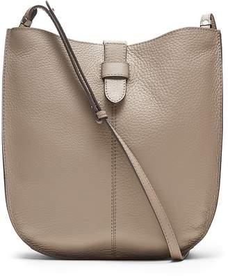 Banana Republic Italian Leather Hobo Bag