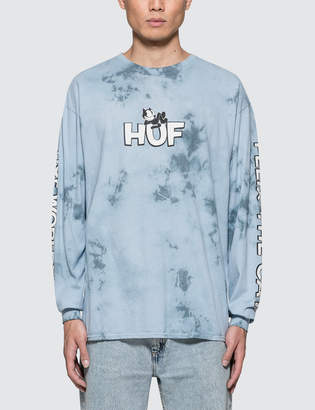 HUF Felix Crystal Wash L/S T-Shirt