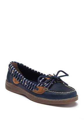Sperry Angelfish Stripe Leather Boat Shoe
