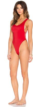 OYE Swimwear Zissou Darling One Piece $350 thestylecure.com