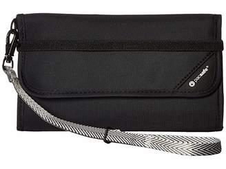 Pacsafe RFIDsafe V250 Anti-Theft RFID Blocking Travel Wallet