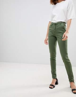 Ichi High Waisted 80's Jeans