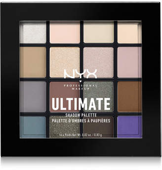 NYX Ultimate Shadow Palette, Cool Neutrals