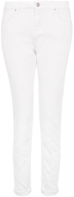 TopshopTopshop Moto white lucas boyfriend jeans