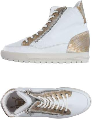 D'Acquasparta D'ACQUASPARTA High-tops & sneakers - Item 11171798QB