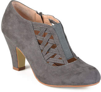 Journee Collection Piper Ankle Womens Booties