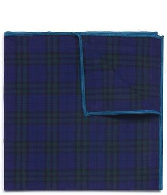 Pocket Square Clothing 'The Santiago' stripe pocket square