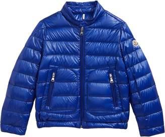8d3c9c155 Moncler Blue Boys' Clothing - ShopStyle