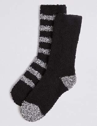 Marks and Spencer 2 Pack Bed Socks