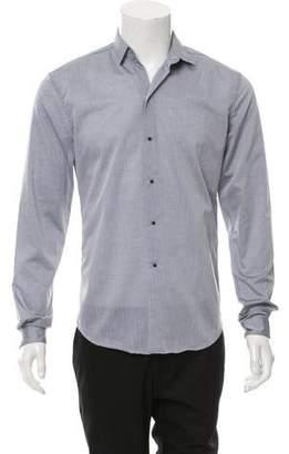 Thierry Mugler Button-Up Shirt