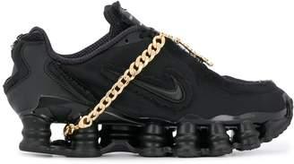 Comme des Garcons lace up sneakers