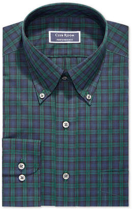 Club Room Assorted Men Classic/Regular Fit Button Down Collar Dress Shirts