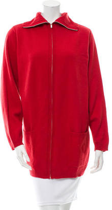 Yohji Yamamoto Wool Turtleneck Sweater $125 thestylecure.com