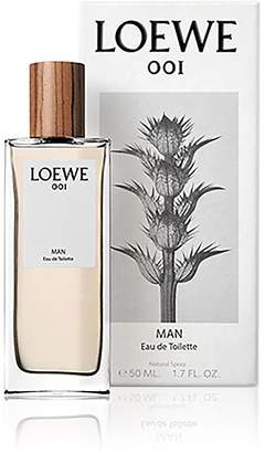 Loewe Men's 001 Man Eau De Toilette 50ml
