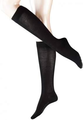 Falke Womens Sensitive London Knee High Socks - Medium