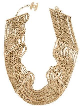 ChanelChanel Multi-Strand Chain Necklace