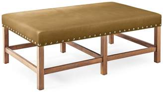 Serena & Lily Clement Coffee Table Ottoman