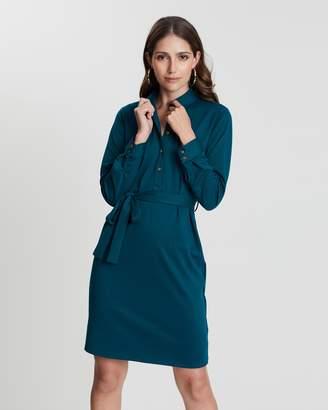 Dorothy Perkins Jersey Shirt Dress