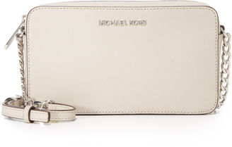 MICHAEL Michael Kors Jet Set Cross Body Bag $128 thestylecure.com
